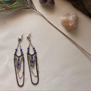 3 FOR $12 EARRINGS!! Express chandelier earrings.